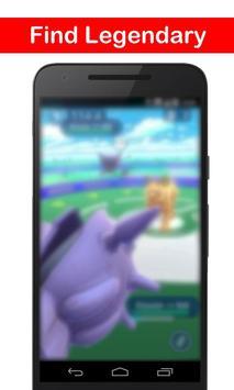 Legendary Pokemon Go Tips poster