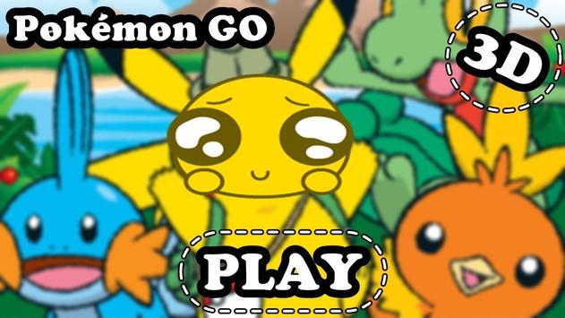 Free Guide For Pokémon GO-2016 poster