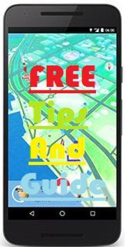 Free Pokemon Go Tips and Guide apk screenshot