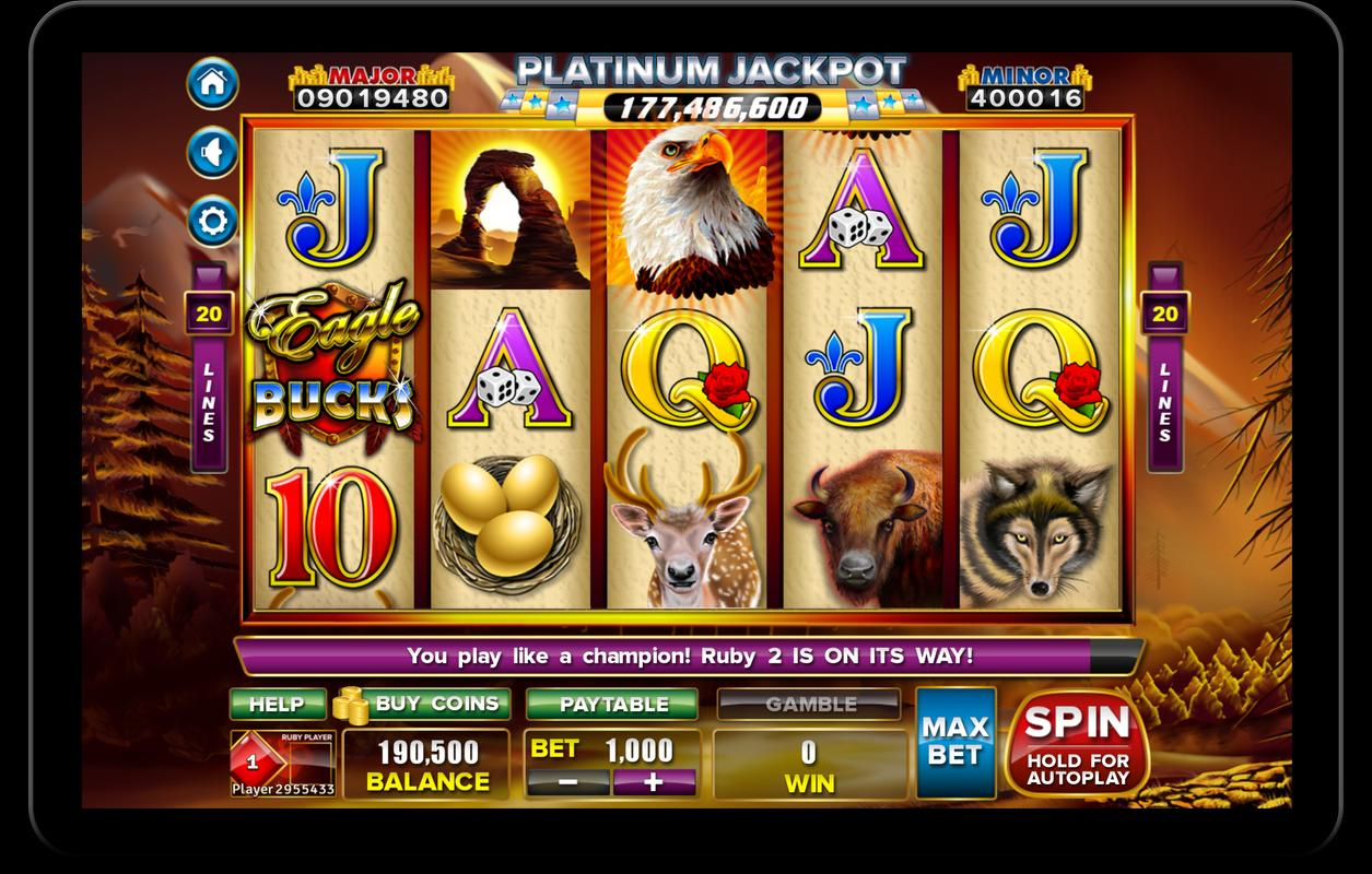 mobile slot games download