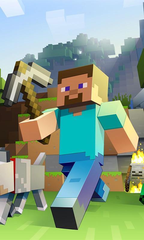 Skins Minecraft Background APK Download