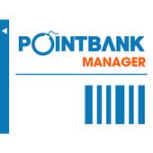 포인트뱅크매니저–똑똑한 스마트카드로 편리하게 고객관리 icon