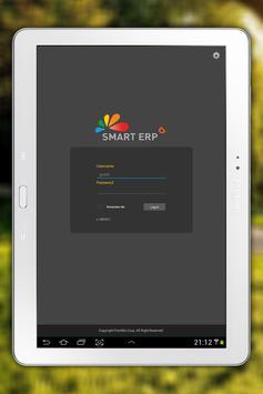 SMART ERP NOTE II poster