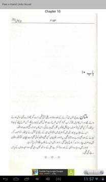 Pir-e-Kamil Urdu Novel poster