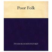 Poor Folk - Fyodor Dostoyevsky icon