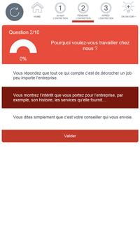 Entretien - Pôle emploi apk screenshot