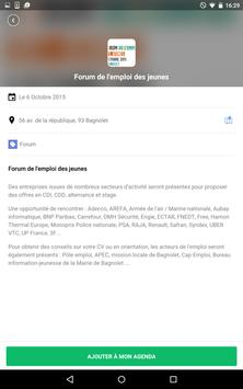 Événements - Pôle emploi apk screenshot