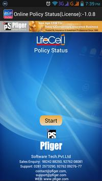 POLICY STATUS SILVER PFIGER apk screenshot