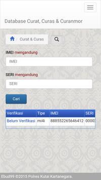 Polres Kutai Kartanegara apk screenshot