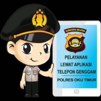 POLRES OKUT apk screenshot