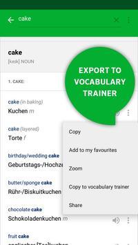 PONS Online Translator apk screenshot