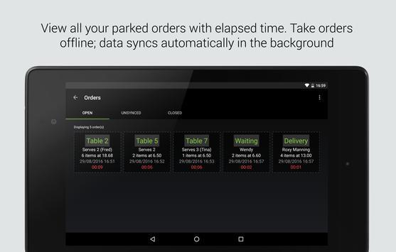 Posandro - Point of Sale POS apk screenshot