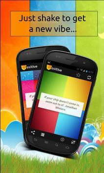 PositiveVibes apk screenshot