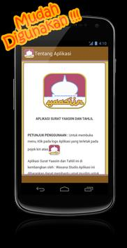 Yasin dan Tahlil Plus apk screenshot