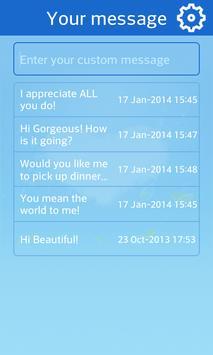 WifeTexter apk screenshot