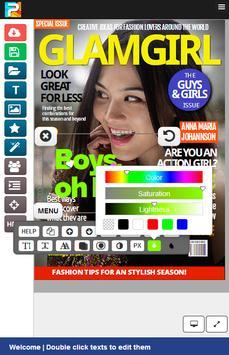 Posterini apk screenshot