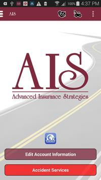AIS Truck Insure poster