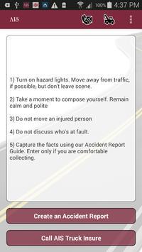 AIS Truck Insure apk screenshot
