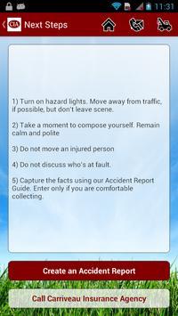 Carriveau Insurance Agency apk screenshot