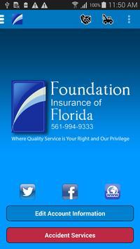 Foundation Insurance Florida poster