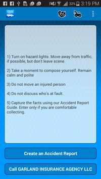 Garland Insurance Agency apk screenshot