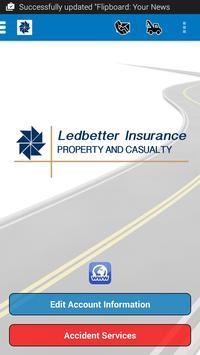 Ledbetter Insurance Agency poster
