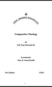 Comparative Theology apk screenshot