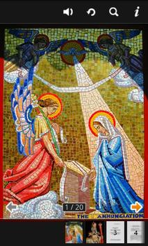 The Feast of the Annunciation poster