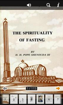 The Spirituality of Fasting poster