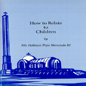 How to Relate to Children icon