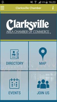 Clarksville Area Chamber poster