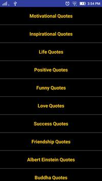 Popular Quotes poster