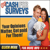 Take Surveys for Cash Review icon