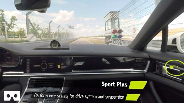 Porsche Panamera VR apk screenshot