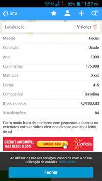 Carros Usados Portugal apk screenshot