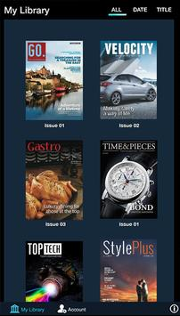Editions Newsstand poster