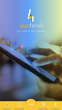 Apps4All poster