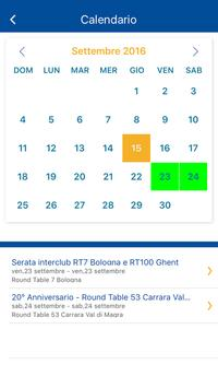 Round Table Italia apk screenshot