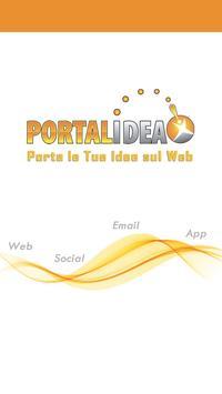 Portalidea WebMarketing Agency poster