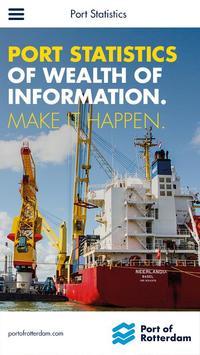 Port Statistics poster