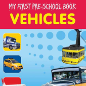 PreSchool Book - Vehicles icon