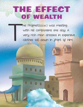 Moral Islamic Stories 6 apk screenshot