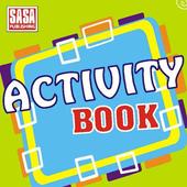 Kids Activity Book App icon