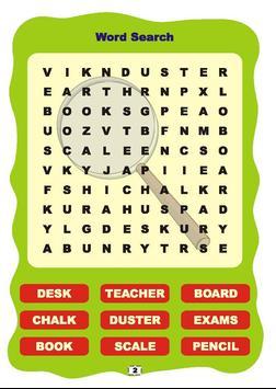 Kids Activity Book App poster