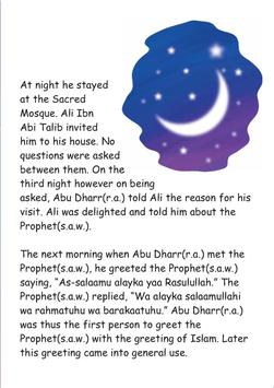 Companions of Prophet Story 9 apk screenshot