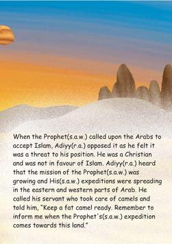 Companions of Prophet story 16 apk screenshot