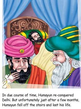Great Personalities Akbar apk screenshot