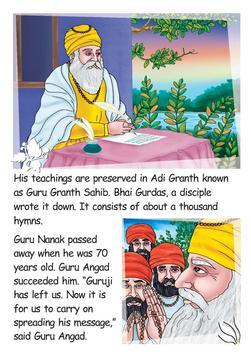 Great Personalities Guru Nanak poster