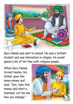 Great Personalities Guru Nanak apk screenshot