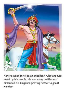 Great Personalities - Ashoka poster